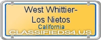 West Whittier-Los Nietos board